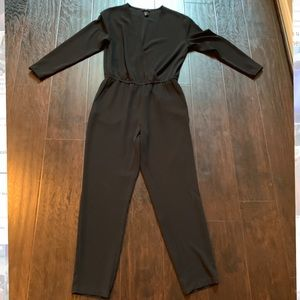 H&M long sleeved pantsuit